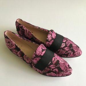 Kate Spade  Corina Floral Loafers brocade